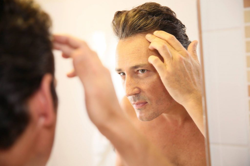 Tony's HRS Non-surgical Hair Replacement services